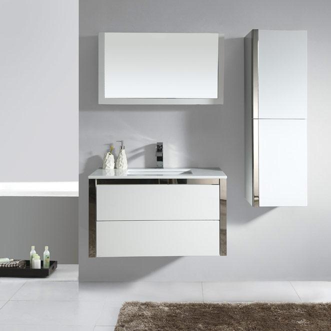 025-900 Cabinet & Vanity Set