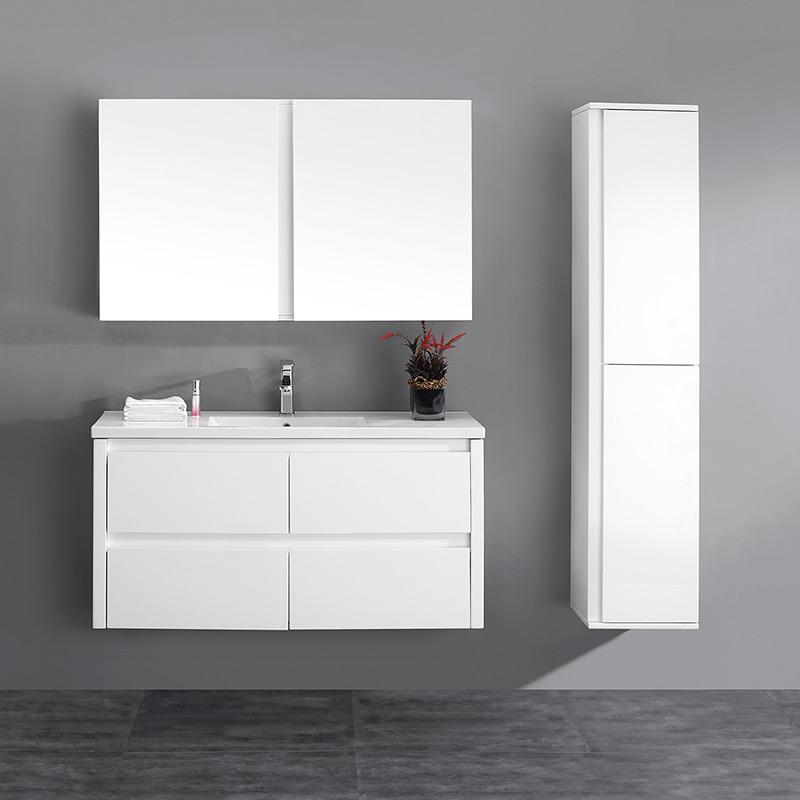 033-1200A Cabinet & Vanity Set