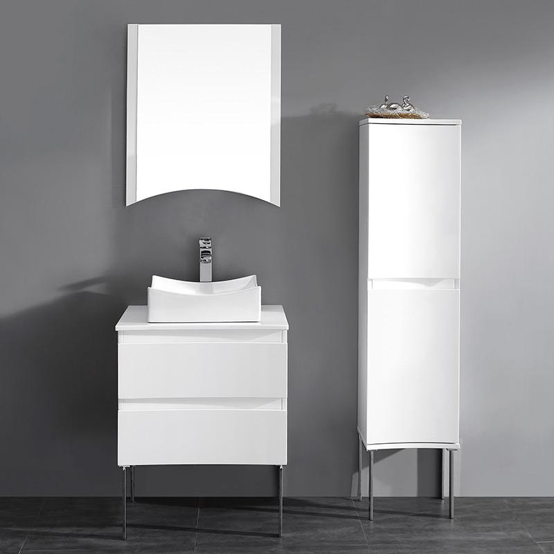034-600 Cabinet & Vanity Set