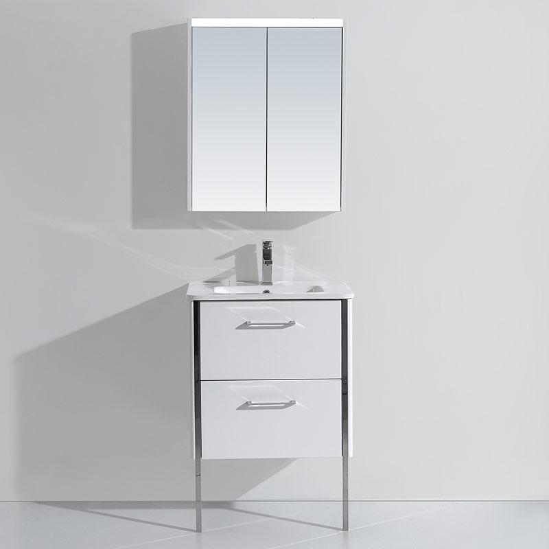 050-600 Cabinet & Vanity Set
