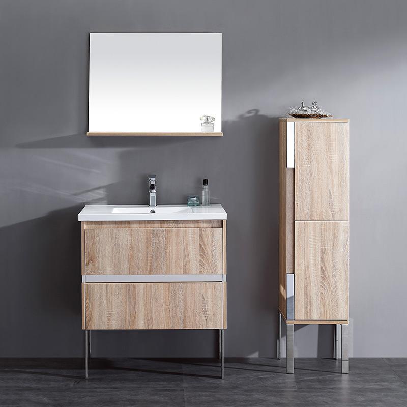 072-800 Cabinet & Vanity Set