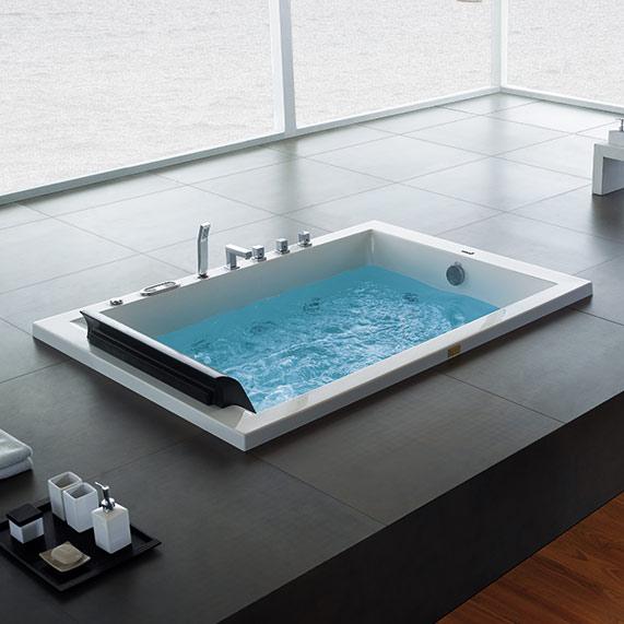 A1002B Dream Series Massage Bathtub