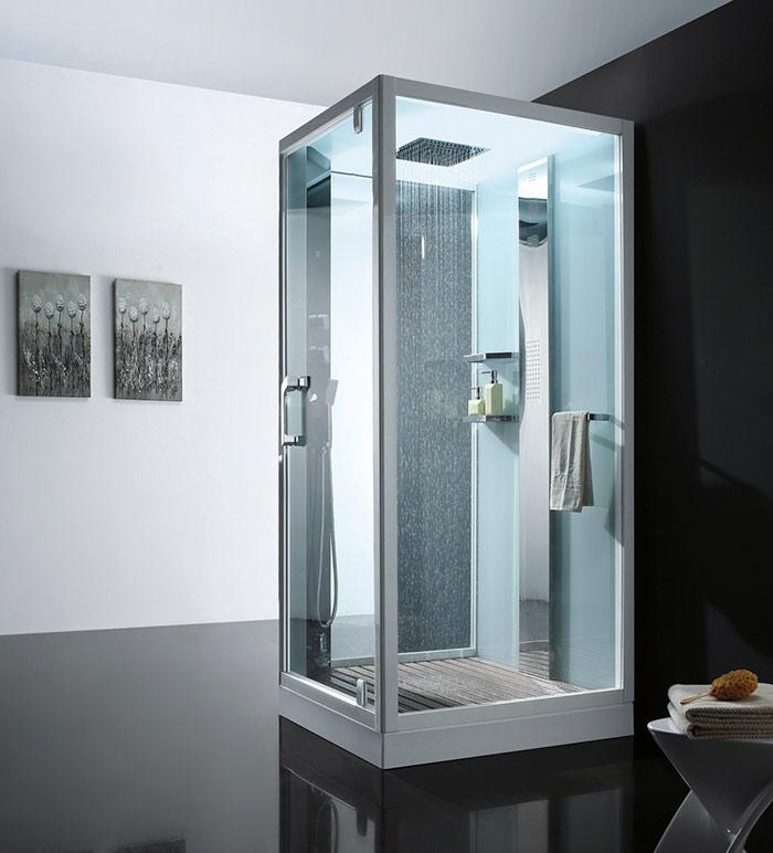89101 Contemporary Series Steam Shower