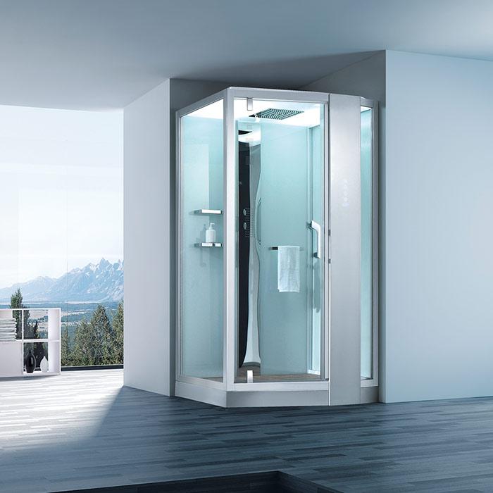 89105 Contemporary Series Steam Shower