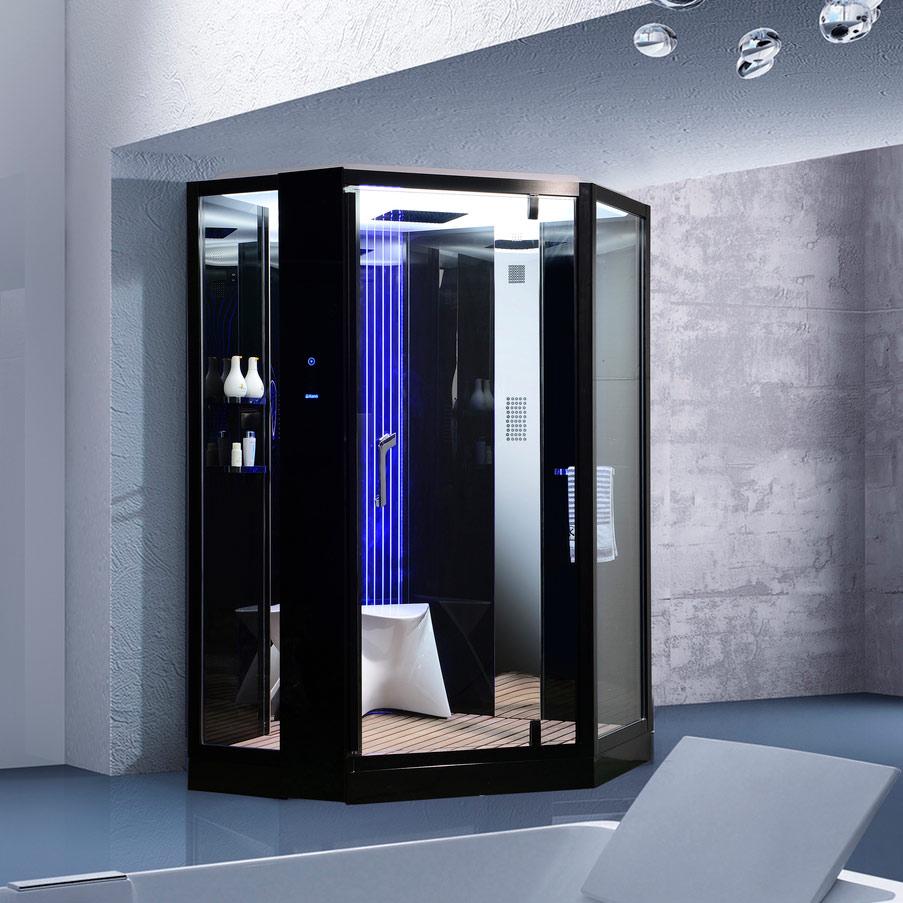 89106 Contemporary Series Steam Shower