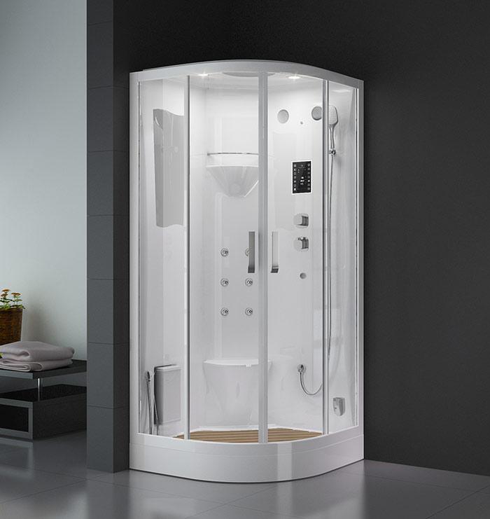 BU106A Bright Series Steam Shower