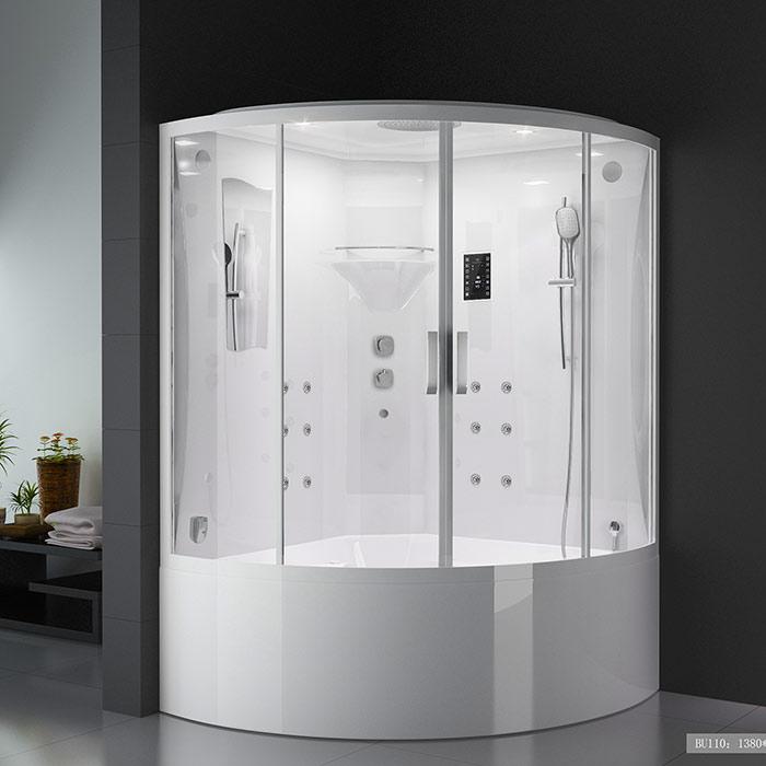 BU110 Bright Series Steam Shower