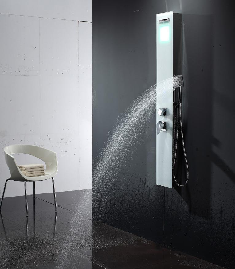 SP-G101S Modern Series Steam Shower